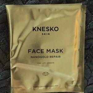 KNESKO nanogold repair natural collagen face mask
